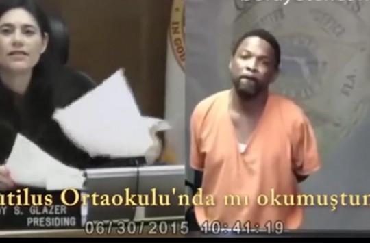 Hakim ve Suçlu Ortaokul Arkadaşı Çıkarsa