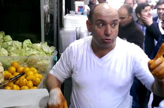Çiğköfteci Ali Usta'dan Büyük Satış Taktiği