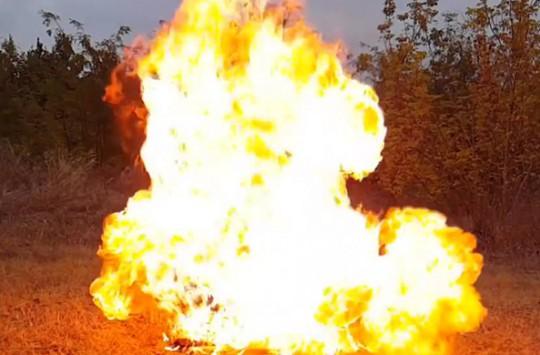 500 Çakmak Aynı Anda Ateşe Atılırsa Ne Olur?