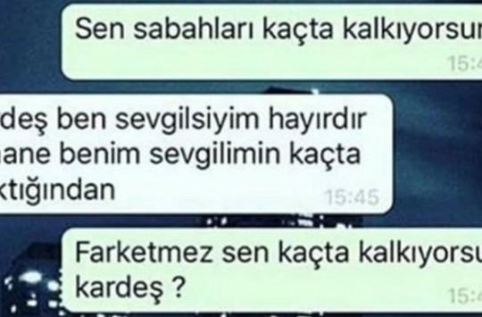 Komik Whatsapp Mesajları