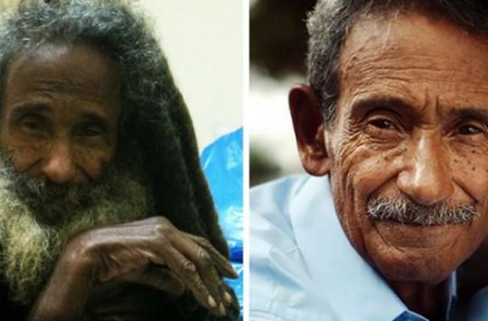 35 Sene Sokakta Yaşadıktan Sonra Hayatı Birden Değişti
