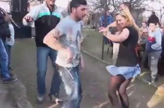 Bulgar Kızdan Roman Havası
