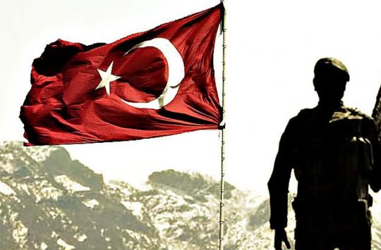 Mehmetçikten Elbap'ta Güldüren Anons