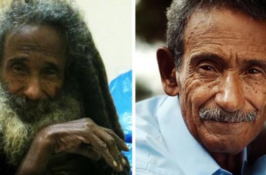 35 Yıl Sokakta Yaşayan Adamın Hayatı Birden Değişti