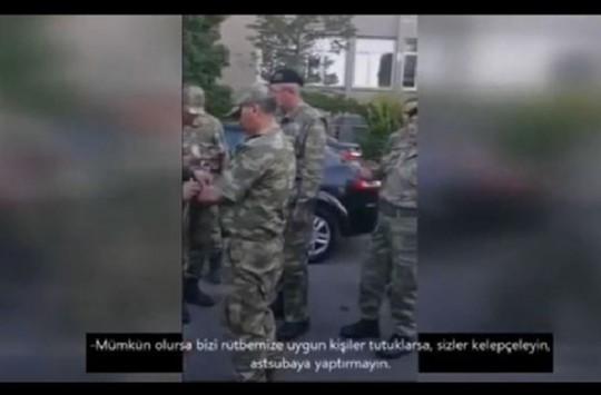 'Bizi Astsubaylar Tutuklamasın' Diyen Darbeciye Komutandan Tokat Gibi Cevap