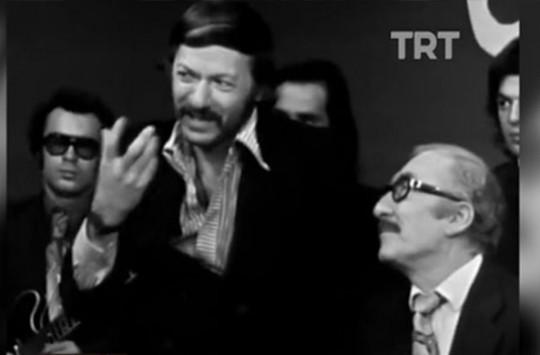 TRT Arşivinden 1977 Model 'Yetenek Sizsiniz' Yarışması