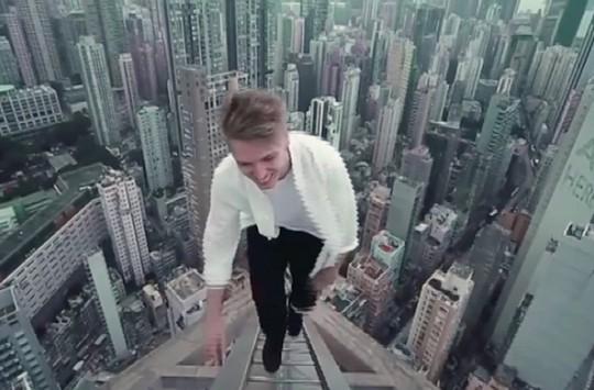 Devasa Binaların Üzerinde Ölümüne Dans Eden Cesur Yürek: Oleg Cricket
