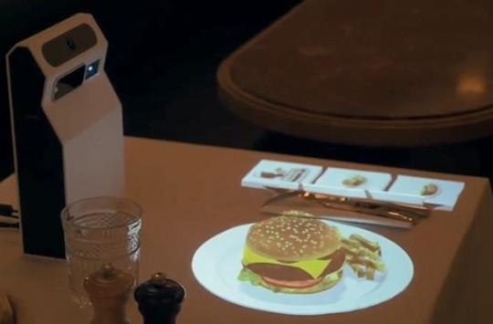 Yakın Gelecekte Karşılaşmamızın Muhtemel Olduğu Hologram Restoran Menüleri