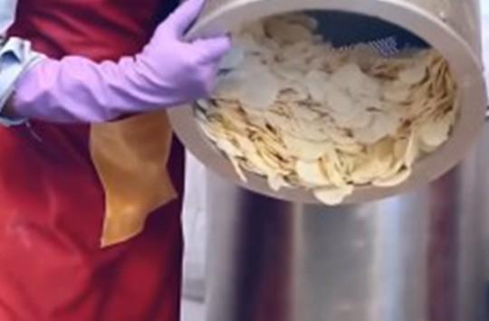 Yiyecek Fabrikalarında Kullanılan Tuhaf Makineler