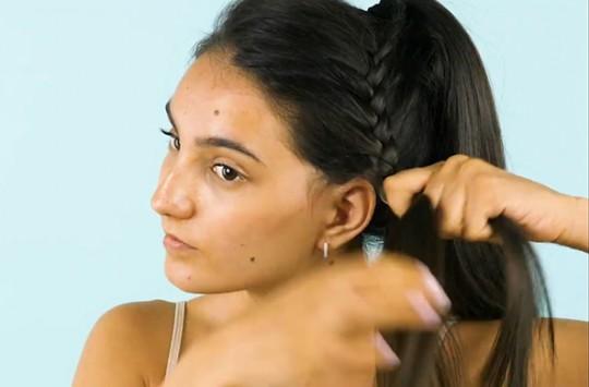 Rahatlıkla Yapabileceğiniz Pratik Saç Modelleri