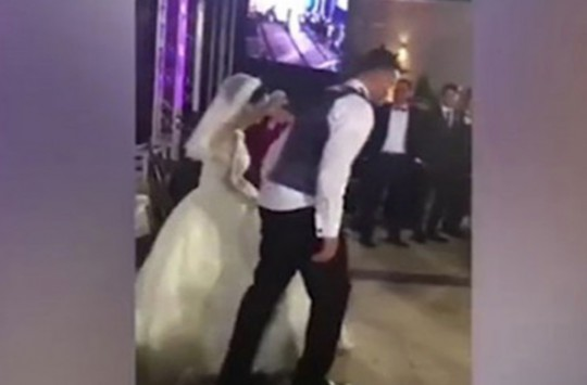 Düğün Gününde Damat Gelini Az Kalsın Öldürüyordu!